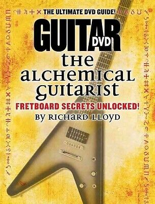 The Alchemical Guitarist, Volume 1 by Richard Lloyd DVD-Video Book (English)