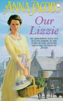Our Lizzie by Jacobs, Anna Paperback Book The Cheap Fast Free Post