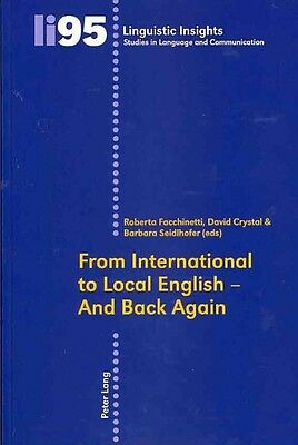 From International to Local English and Back Again by Paperback Book (English)