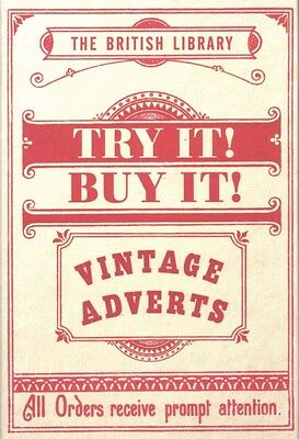 Try It! Buy It! by The British Library Hardcover Book (English)