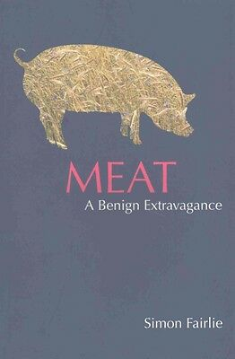 Meat by Simon Fairlie Paperback Book (English)