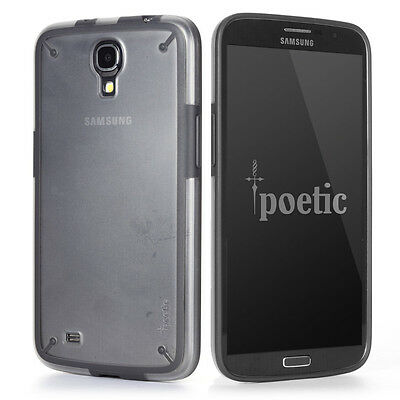 Poetic Atmosphere Case for Samsung Galaxy Mega 6.3 Clear/Gray