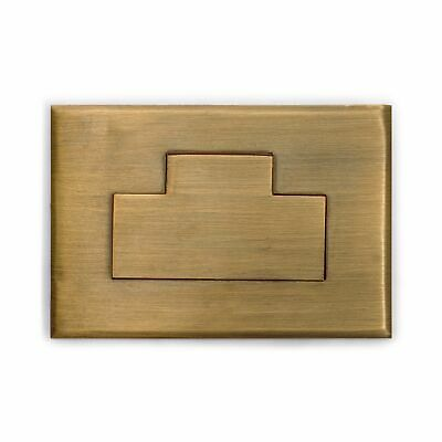 "Inlay Box Pulls 3"" - Set of 2"