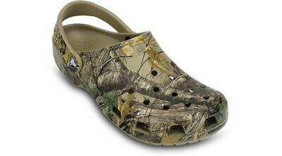 Crocs Men's Classic Realtree Xtra® Clog