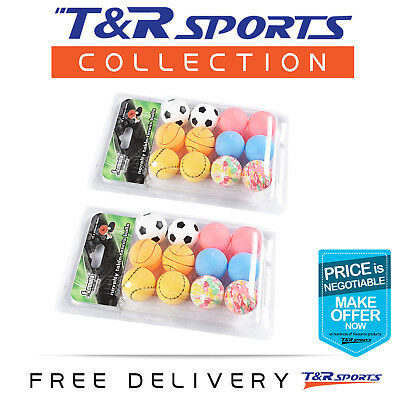 2 Pack of Formula Novelty Table Tennis 12 Balls 1 Star Free Postage