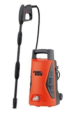 New Black & Decker PW1300 TD High Pressure Washer Patio Cleaner 1300W