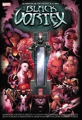 Guardians of the Galaxy & X-Men: The Black Vortex by Sam Humphries Paperback Boo