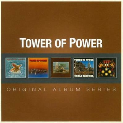 Tower Of Power - Original Album Series New Cd