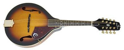 Epiphone MM-30 Bluegrass Mandoline in Antique Sunburst ohne Pickup