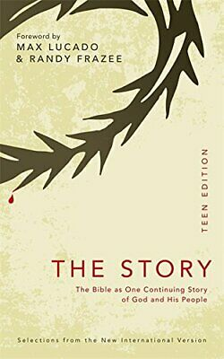 The Story: Teen Edition: The Bible as One Continuing ... by International Versio