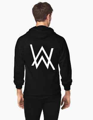 ALAN WALKER FADED Top Dawg dreamville EDC UMF SONG LOGO music love Hoodie