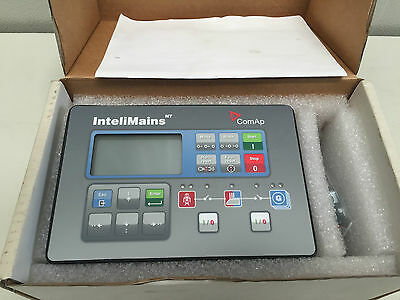 ComAp IM-NT 09103CFB InteliMains-nt complete in box controller **NEW**