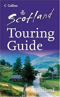 Scotland Touring Guide (Visit Scotland) Paperback Book The Cheap Fast Free Post