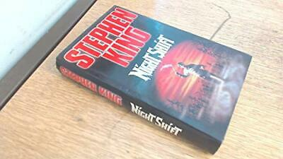 Night Shift, King, Stephen Hardback Book The Cheap Fast Free Post