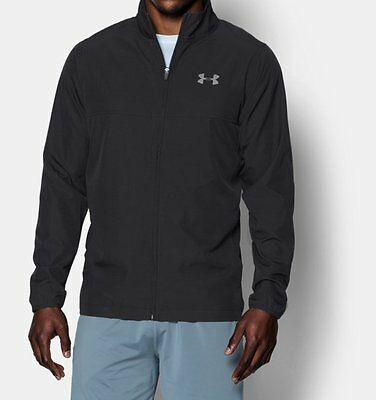 **New** Under Armour Gents UA Vital Woven Warm-Up Jacket - 1248452