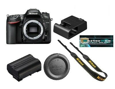 Spring Deals Sale Nikon D7200 24.2 Mp Digital Slr Camera Body 1554