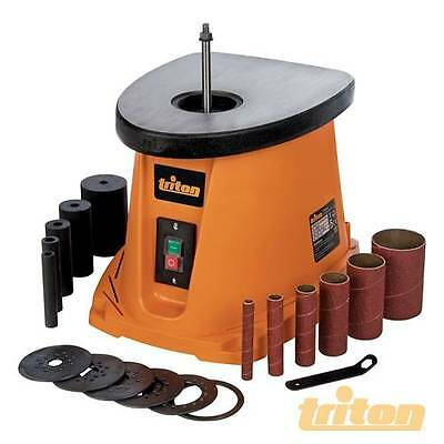 Triton Oscillating Spindle Sander 450W - 3 Year Guarantee 516693