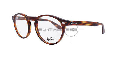 RAY BAN EYEGLASSES RX5283 2144 49 Tortoise / Clear