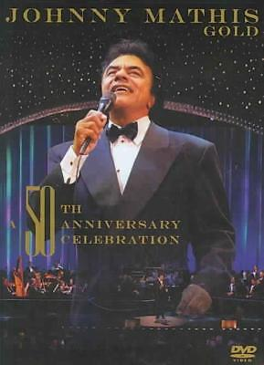 Johnny Mathis Gold: A 50Th Anniversary Celebration New Dvd