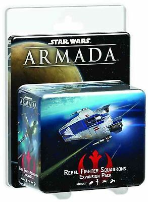 Fantasy Flight Games Star Wars: Armada Rebel Fighter Squadrons Expansion Pack