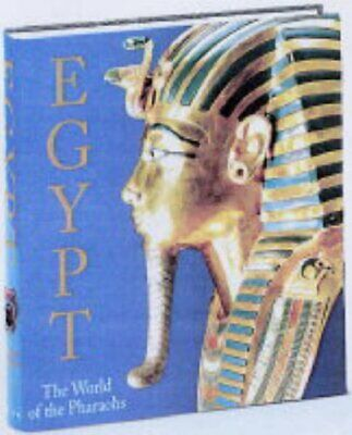 Egypt: The World of the Pharaohs by Regine Schulz Paperback Book The Cheap Fast