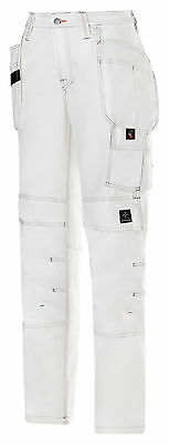 Snickers Womens Painters Trousers. With Kneepad & Holster Pockets -3775