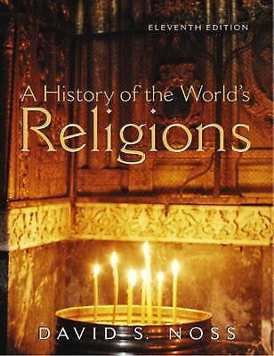A History of the World's Religions (11th Edition)