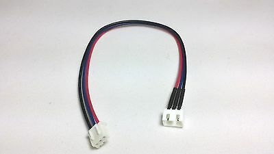 Lipo 2S 7.4v Balance Lead Extension Plug Charger Cable (20cm JST-XH)