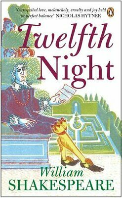 Twelfth Night (Penguin Shakespeare) by Shakespeare, William Paperback Book The