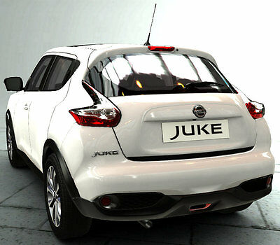 nissan juke hood bonnet deflector stone chip bug deflector genuine ke6101ka00 eur 72 62. Black Bedroom Furniture Sets. Home Design Ideas