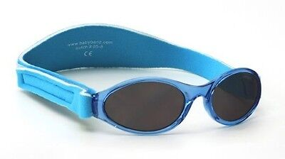 Baby Banz Adventure Banz Infant sunglasses - Aqua for ages 2 Months - 2 Years