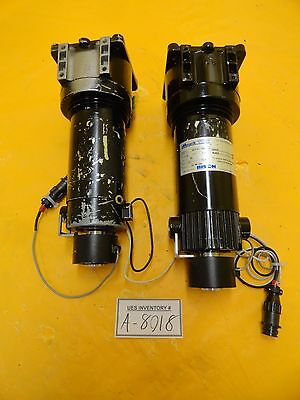 Minarik 507-01-106 DC Gearmotor Bison 220C PU Reseller Lot of 2 Used Working