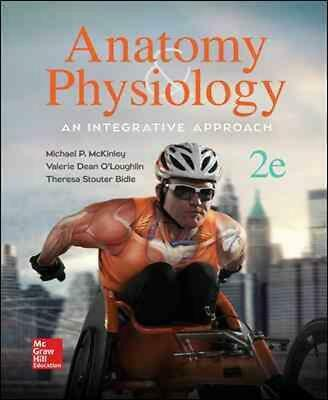 Anatomy & Physiology: An Integrative Approach by Michael Mckinley Hardcover Book