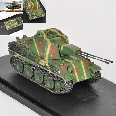 1:72 Dragon WWII Zwilling Flakpanzer, Germany 1945 Tank Models Collection Car