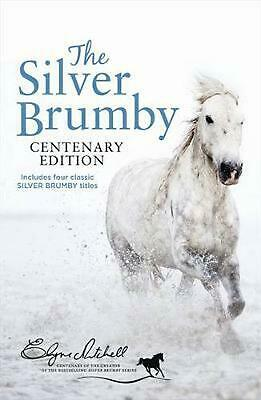 The Silver Brumby Centenary Edition by Elyne Mitchell Paperback Book Free Shippi