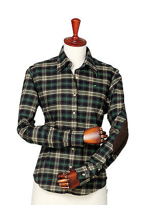 Laksen Esther Ladies Check Country Shirt