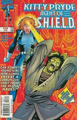 Kitty Pryde, Agent of S.H.I.E.L.D. #3 (Feb 1998, Marvel)
