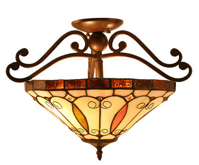 "new arrivals@14""Classical Top Quality Tiffany Ceiling  Lamp"
