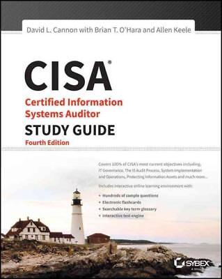 Cisa, Certified Information Systems Auditor - Cannon, David/ O'hara, Brian T. (C