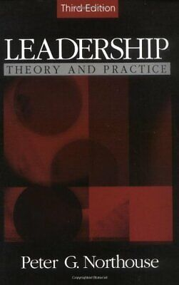 Leadership: Theory and Practice Paperback Book The Cheap Fast Free Post