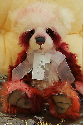 Charlie Bears - Ode by Isabelle Lee L/E 450 PIECES #203