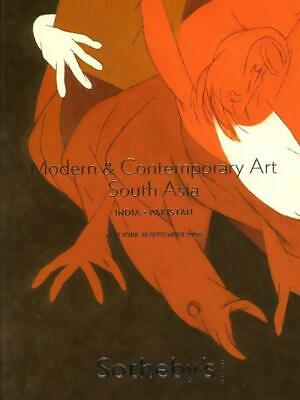 Sotheby's /// Contemporary India South Asia Art Post Auction Catalog 2008