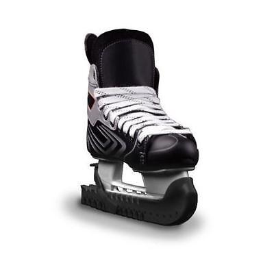 NEW Supergard Ice Skate Guard, Non-Slip Strap and Side Drainage Holes