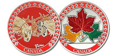 Canada Caribou Collectible Coin
