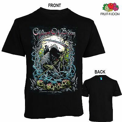 CHILDREN OF BODOM- Finland  melodic death metal band, T_shirt-SIZES:S to 6XL