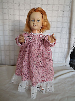 Vintage Chatty Cathy doll 1960's non talking