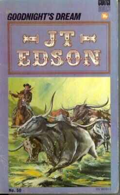 Goodnight's Dream, Edson, J. T. Paperback Book The Cheap Fast Free Post