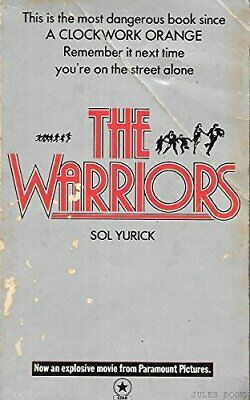 Warriors by Yurick, Sol Paperback Book The Cheap Fast Free Post