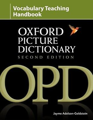 Oxford Picture Dictionary: Vocabulary Teaching Handbook by Jayme Adelson-Goldste