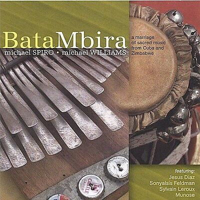 Various Artists, Michael Spiro - Batambira / Various [New CD]